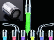 2016 New Fashion LED Water Stream Light